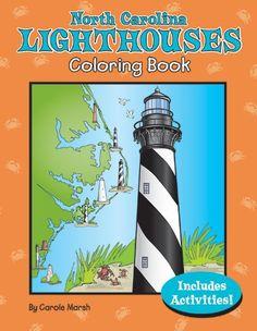 North Carolina Lighthouses Coloring Book by Carole Marsh http://www.amazon.com/dp/0635073420/ref=cm_sw_r_pi_dp_CTqwwb1BDSK56