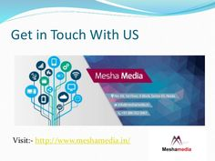 Contact Us for Get Mesha Media bulk sms service, bulk email, IVR, business phone system.Call @ 0120 - 4158599