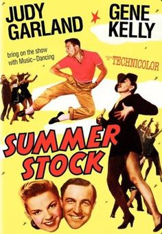 Summer Stock (1950) - I love this film!