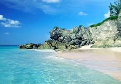 Bermuda ... I miss the pink sand!