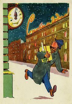 "Ленинградский художник"", 1957 год, художник М.Мазрухо, стихи Б.Тимофеева)"