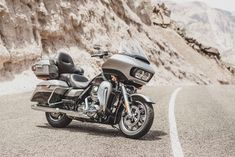 Two new special Softail models with high performance engines, two new Dark Custom Sportsters and the return of the Road Glide Ultra spearhead Harley-Davidson's 2016 motorcycle range. #harleydavidsonroadglide2016