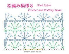 Knitting Crochet Japan: Pattern knitting