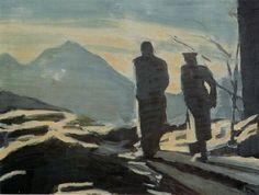 Luc Tuymans - the walk