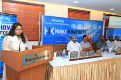 Prayer Song by Dr. Aparna. S. Vidya and Jyotsna P. Soman and Reshma CP at the Launch of Homz Komforts