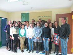 Los 40 desempleados almerienses de la segunda edición de las Lanzaderas empiezan su búsqueda activa de empleo
