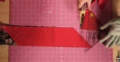 Beginner's Tip: Learn The Half-Square Triangle Shortcut!