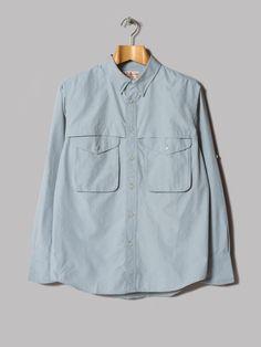 Filson Angler Shirt (Blue Stone)