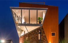 Casa Mirador Almere NL | Arc2 architecten Commercial Architecture, Mirror, Furniture, Home Decor, Decoration Home, Mirrors, Home Furnishings, Interior Design, Home Interior Design