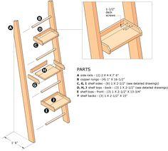 plant ladder - Google Search
