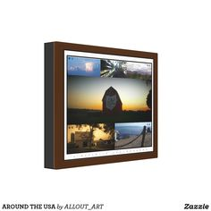 Decorate your walls with Photo Prints canvas prints from Zazzle! Choose from thousands of great wrapped canvas to beautify your home or office. Photo Canvas, Canvas Art Prints, Wrapped Canvas, Usa, Frame, Home Decor, Picture Frame, Decoration Home, Room Decor