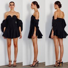 Only 1 left! Get in quick! @shonajoy2026 LUCIA Dress in store  online at LB Use Afterpay to BUY NOW PAY LATER   #shonajoy #Lookbook #lookbookboutique #newarrivals #fashionblogger #blogger #bestseller #blackdress #trending #afterpay #minidress #offshoulder #newinstagram