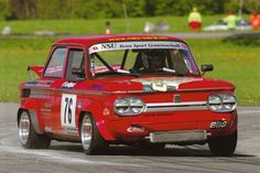 Bild (28/55): NSU TT (1971) - Renn-TT im Einsatz (© Rudolf Menzi, 2008) Car Racer, Bmw 2002, Trucks, Courses, Fast Cars, Cars And Motorcycles, Golf, Touring, Audi