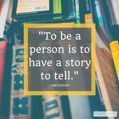 #TalkOfALifetime #HaveTheTalk #WednesdayWisdom #Storytelling