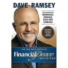 Financial Peace Revisited by Dave Ramsey (2002, Hardcover) Like New