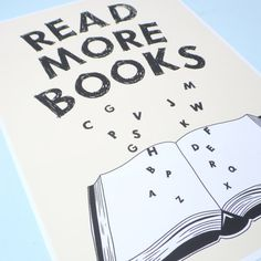 Read more books.