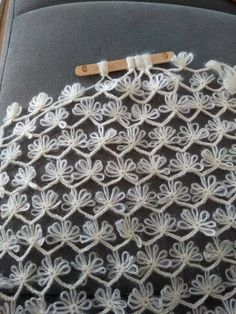 Watch This Video Beauteous Finished Make Crochet Look Like Knitting (the Waistcoat Stitch) Ideas. Amazing Make Crochet Look Like Knitting (the Waistcoat Stitch) Ideas. Art Au Crochet, Beau Crochet, Crochet Motifs, Crochet Stitches Patterns, Crochet Shawl, Irish Crochet, Knitting Stitches, Crochet Designs, Crochet Crafts