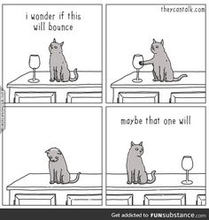 Cats Can Talk – 16 Hilarious Comics That Are Impossible Not To Laugh At The Effective Pictures We Offer You About Memes mexicanos A quality picture can tell you many things. Memes Humor, Cat Memes, Funny Memes, Humor Humour, Funny Gifs, Funny Shit, Funny Cute, Hilarious, Animal Memes