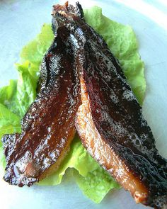 Hot Bacon