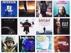 MY TOP 12 FAVORITE MOVIES OF 2016  01. Paterson (Jim Jarmusch, USA, 2016) 02. Arrival (Denis Villeneuve, USA, 2016)  03....