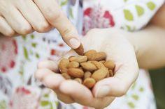 untergewicht lifestyle tipps gesund zunehmen nüsse essen