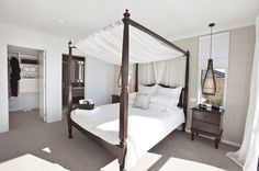 Could this be your ideal master bedroom sanctuary? House Design, Furniture, House, Master Bedroom, Show Home, Bed, Home, Sanctuary Bedroom, Home Decor