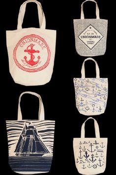Nautical Bags