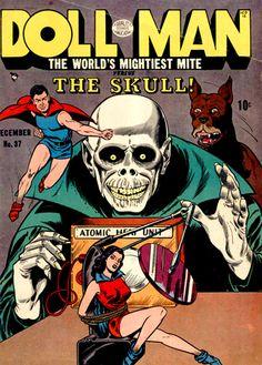Doll Man #37 (dec. 1951)