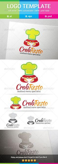 Contoh Logo Makanan Ringan : contoh, makanan, ringan, Desain, Logo,, Desain,, Makanan