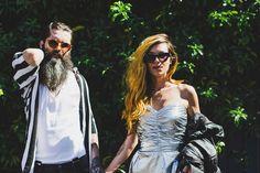 Coolest Engagement Shoot to Date – FACT: Ainsley & Sebastien
