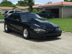 Car brand auctioned: Ford Mustang GT 1994 Car model ford mustang gt coupe 5.0 l supercharged cam no reserve