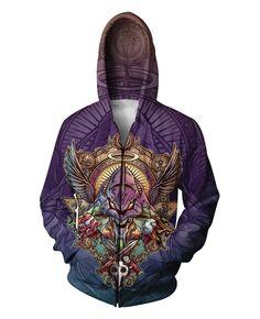 Apocalypse Angel Armor Endless Fight Good Evil Theme Pocket Zipped Hoodie    #Apocalypse #Angel #Armor #Endless #Fight #Good #Evil #Theme #Pocket #Zipped #Hoodie