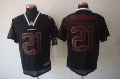 Patrick Peterson black Jersey, Arizona Cardinals #21 lights out Elite Nike NFL Jersey  ID:579210055  $24