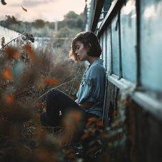 Beautiful Portrait Photography by Daniele Pomposiello #inspiration #photography