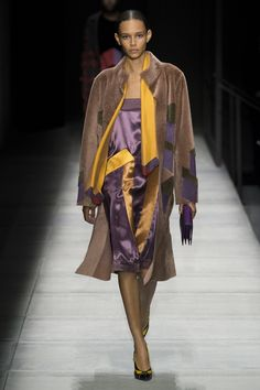 Bottega Veneta Fall 2018 Ready-to-Wear Collection - Vogue