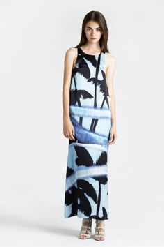 Aaron Young x Surface to Air - Aaron Point Dress V2 - SS13 Women. #aaronyoung #surfacetoair #S2A #specialproject #art #fashion