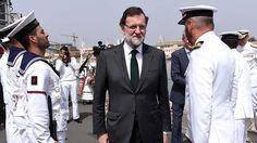 Rajoy destaca que los militares españoles en el extranjero trabajan «en beneficio de España y de Europa»   http://w.abc.es/60km49