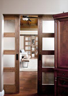Gorgeous doors by 1925 Workbench #homedecor #Toronto #furniture
