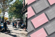"""Check out this @Behance project: """"The Hendrik"""" https://www.behance.net/gallery/44858000/The-Hendrik"""