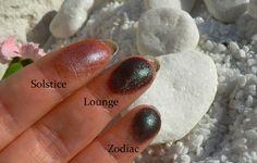 TRZY GRACJE OD URBAN DECAY: Solstice, Lounge I Zodiac ~ Blog Moniszona