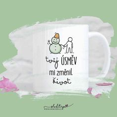 Krásný den všem, kterým něčí úsměv změnil život ☕ #sloktepo #motivacni #hrnky #miluji #kafe #citaty #mojevolba #darek #domov #dokonalost #stesti #rodina #laska #nakupy #czech #czechgirl #czechboy #praha