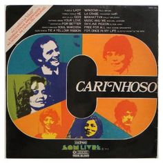 #Carinhoso #Internacional - #vinil #vinilrecords #trilhasonora #music #novel