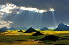 Loping, Yunnan province, China