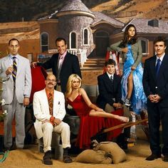 David Cross Says Arrested Development Season 4 Will Change TV Forever -- The comedian gets serious about the revolutionary way Netflix has allowed Mitch Hurwitz to resurrect the series. -- http://wtch.it/TyTg0