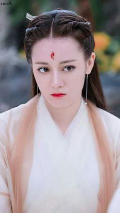 Beautiful Chinese Girl, Love Rain, Love Dream, Peach Blossoms, Eternal Love, Chinese Actress, Shiny Hair, Cute Images, Girl Crushes