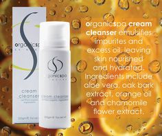 #certifiedorganic #organicspa #skincare #veganskincare #southcoast #beautysalon Skin Care Spa, Orange Oil, Organic Plants, Aloe Vera, No Time For Me, Cleanser, Cream, Bottle, Leaves
