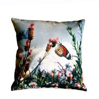 Butterfly  Cushion Cover $8