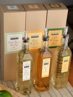 herb infus, gift ideas, homemade gifts