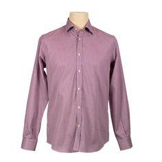 Camicia uomo vestibilita' slim - Fantasia 2 colori €33,20.  #hallofbrands #hob #camicia #shirt