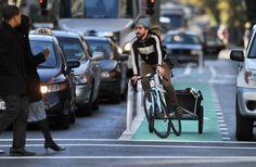 Don't make bicyclists more visible. Make drivers stop hitting them. - The Washington Post